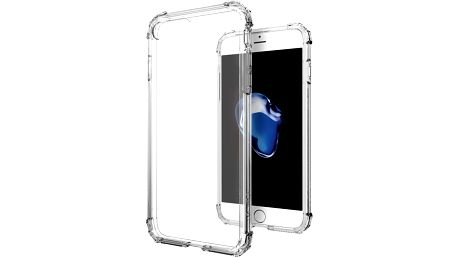 Spigen Crystal Shell pro iPhone 7+, clear crystal - 043CS20314