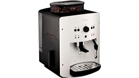 Espresso Krups EA8105 černé/bílé