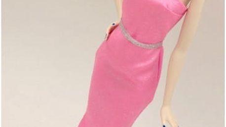 Společenské šaty pro panenku Barbie