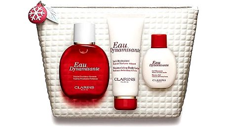 Clarins Dárková sada Eau Dynamisante Collection