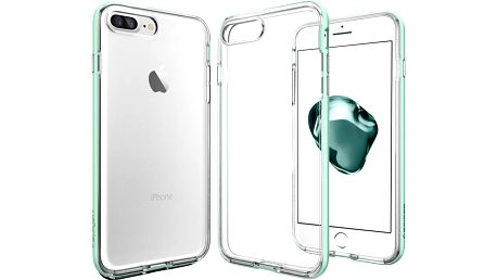 Spigen Neo Hybrid Crystal pro iPhone 7+, mint - 043CS20541