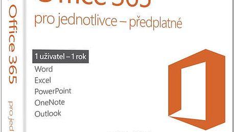 Microsoft Office 365 pro jednotlivce - QQ2-00602