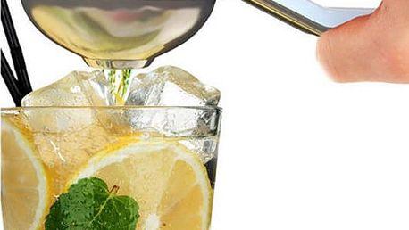 Pomůcka na vymačkávání citrusů