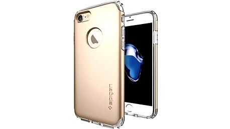 Spigen Hybrid Armor pro iPhone 7, champagne gold - 042CS20695