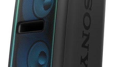 Party reproduktor Sony GTK-XB7B černý