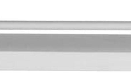 Nástěnná police na fotografie Ester 60 cm, bílá