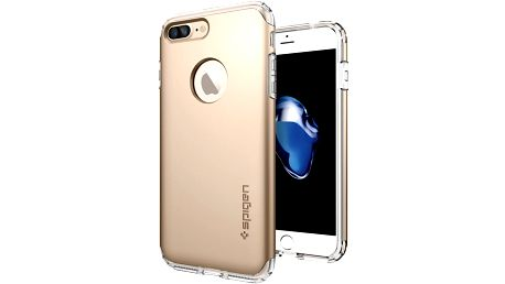 Spigen Hybrid Armor pro iPhone 7+, champagne gold - 043CS20699