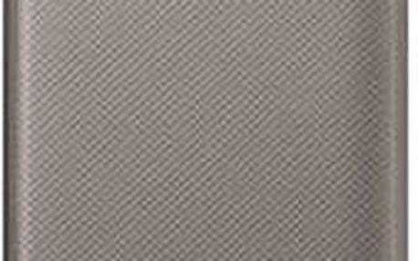 Pouzdro na mobil flipové Samsung pro Galaxy S6 edge+ (EF-WG928P) (EF-WG928PFEGWW) zlaté