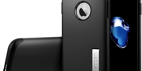 Spigen Slim Armor pro iPhone 7+, black - 043CS20648