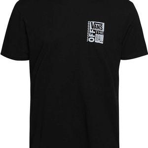 Černé pánské triko Vans Reflecting