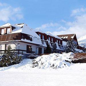 3–6denní pobyt pro 2 s polopenzí a saunou ve Vysokých Tatrách v hotelu Autis***