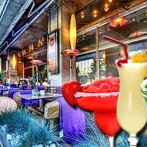50% sleva na veškeré koktejly v luxusní restauraci Como na Václavském náměstí