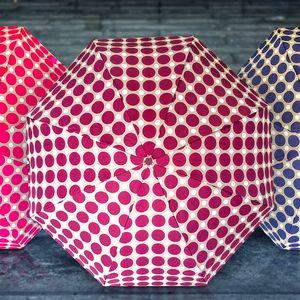 Puntíkaté deštníky RealSTar