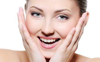 Facelifting bez rekonvalescence a bez jizev. ULTHERAPY facelifting - zpevnění a vypnutí obličeje.