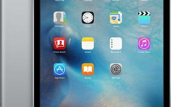 APPLE iPad Mini 4, Cell 16GB, Wi-Fi, šedá - MK6Y2FD/A + Zdarma Tablet YENKEE YBT 0820GY Pouzdro Bubble 8´ (v ceně 249,-)