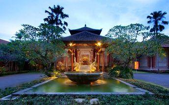 Bali - na 10 až 11 dní, snídaně s dopravou letecky z Prahy