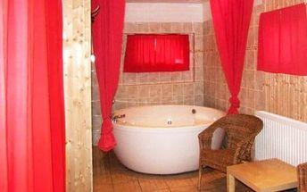 3–5denní pobyt se snídaněmi a wellness pro 2 v hotelu Koliba v Jeseníkách