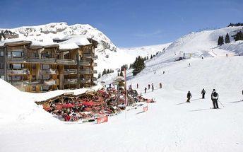 Francie - Francouzské Alpy na 10 až 12 dní, bez stravy s dopravou vlastní