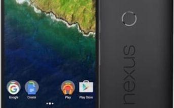 Mobilní telefon Huawei Nexus 6P 32GB (95HW46 ) černý