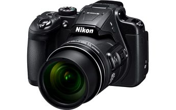 Digitální fotoaparát Nikon Coolpix B700 černý