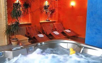 3 nebo 4denní pobyt pro 2 s polopenzí a wellness v Krkonoších v hotelu Vápenka***