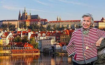 Elegantní Hotel Meda **** slavné mecenášky přímo v centru Prahy, s dítětem do 12 let ZDARMA a vstupem do Muzea Kampa