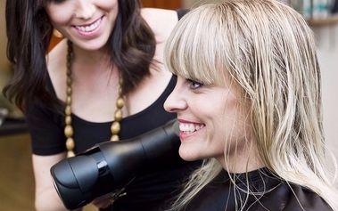 Moderní střih a melír v Bellezza Hair Studio