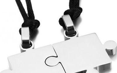 Náhrdelníky pro zamilovaný pár Puzzle
