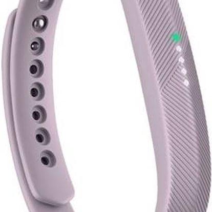Fitness náramek Fitbit Flex 2 - Lavender (FB403LV-EU)