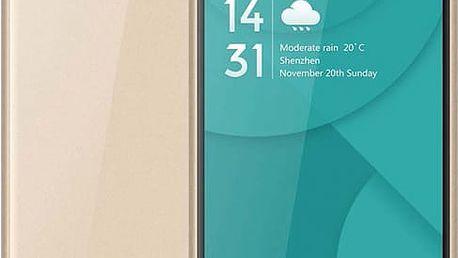 DOOGEE Y300 - 32GB, zlatá + 32GB microSD v balení