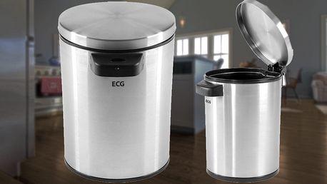 Bezdotykový odpadkový koš ECG