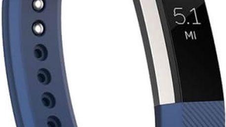 Fitness náramek Fitbit Alta large (FB406BUL-EU) modrý