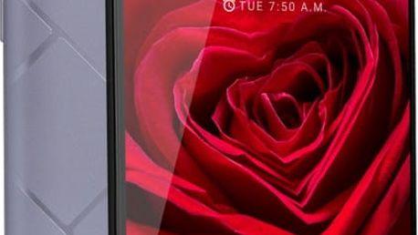 CUBOT Max - 32GB, stříbrná - PH2598 + Zdarma GSM reproduktor Accent Funky Sound, červená (v ceně 299,-)