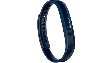 Fitness náramek Fitbit Flex 2 - Navy (FB403NV-EU)