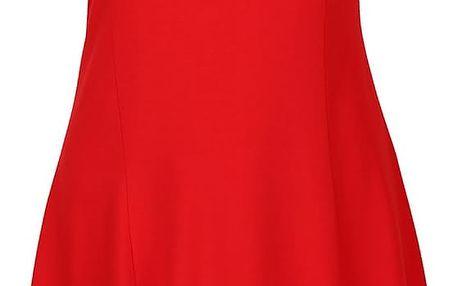 Červené šaty Smashed Lemon