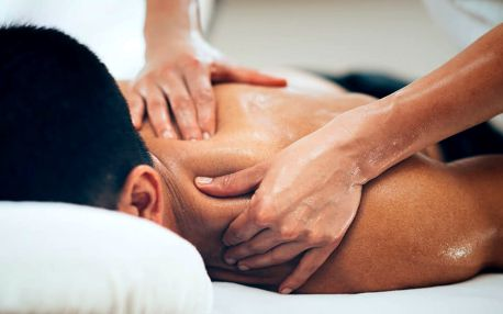 45minutová regenerační Breussova masáž