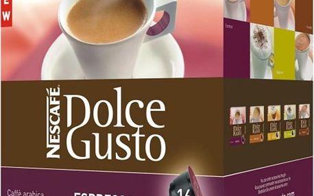 Kávová kapsle Nescafé Dolce Gusto Espresso 16 ks