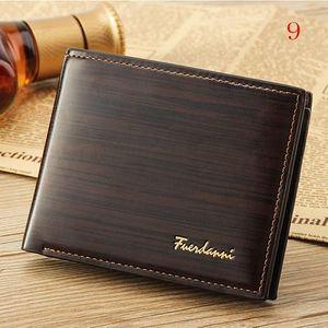Pánská peněženka v elegantním provedení - 9 variant