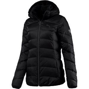 Bunda Puma ESS Hooded Down Jacket W XS Barevná