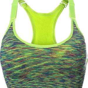 Bezešvá fitness podprsenka ve více barvách