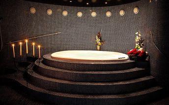 Hotel Morris**** Mariánské Lázně, 3-5 dní pro dva či rodinu: skipas, wellness, plná/polopenze
