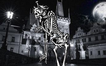 Strašidelné Staré Město - malá zimní procházka