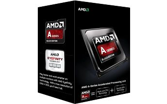 AMD A8-7650K Black Edition - AD765KXBJABOX