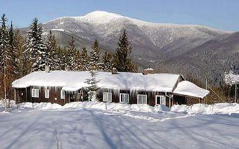 Pobyt v Beskydech s ubytováním a polopenzí v horské chatě Skalka s platností až do 30. 6. 2017
