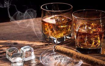 Degustace 7 vzorků až 15letých rumů vč. pohoštění