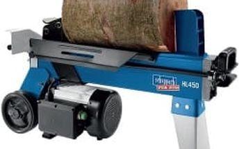 SCHEPPACH HL 450 horizontální štípačka na dřevo 4t