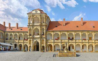 3 jarní dny v Moravské Třebové s polopenzí