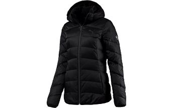 Bunda Puma ESS Hooded Down Jacket W L Barevná