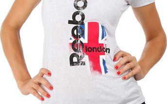 Dámské tričko s potiskem Reebok vel. XL