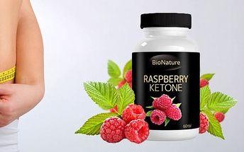 Malinový keton 60 tabliet- přípravek na hubnutí